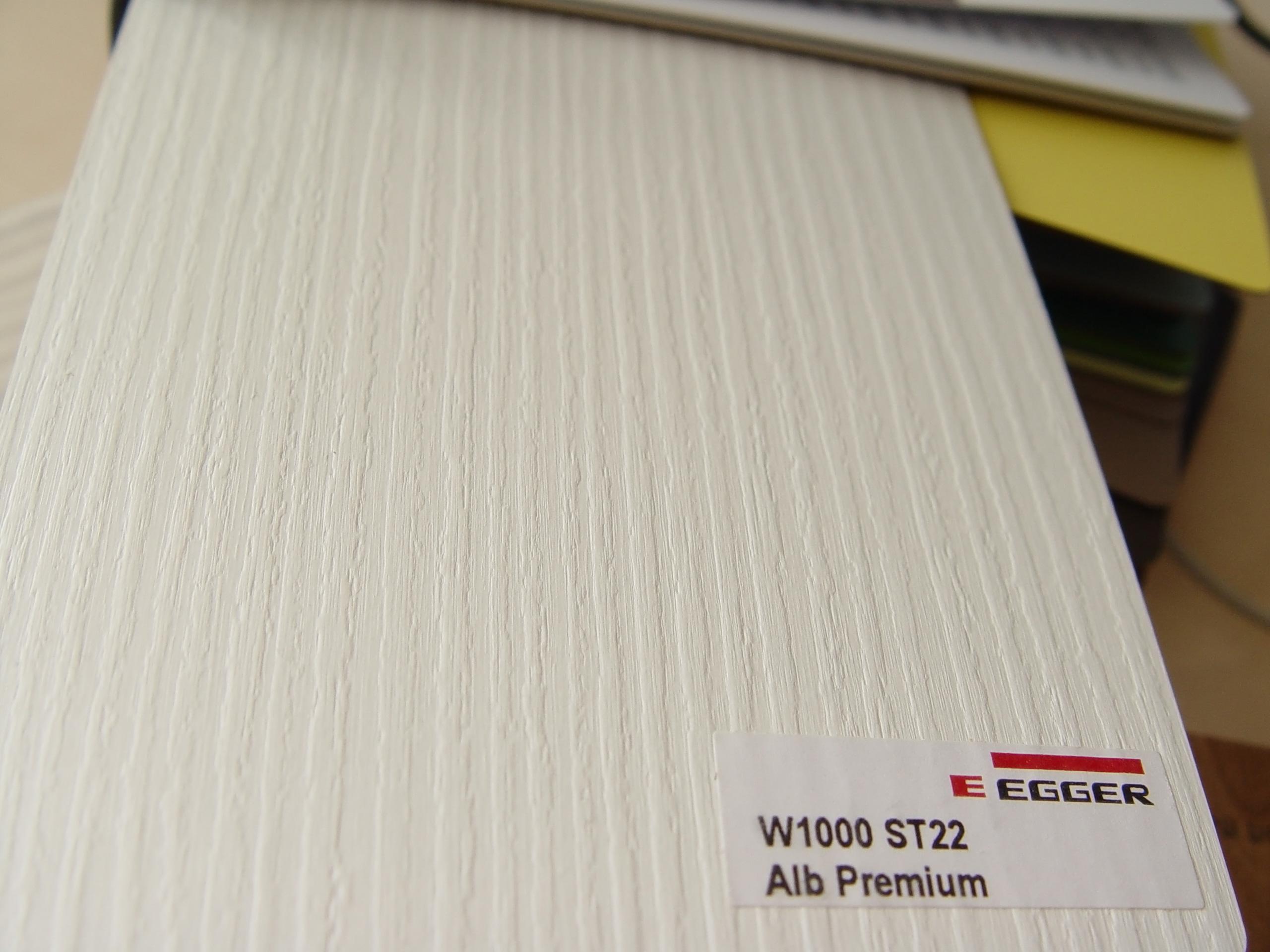 paletar egger alb premium