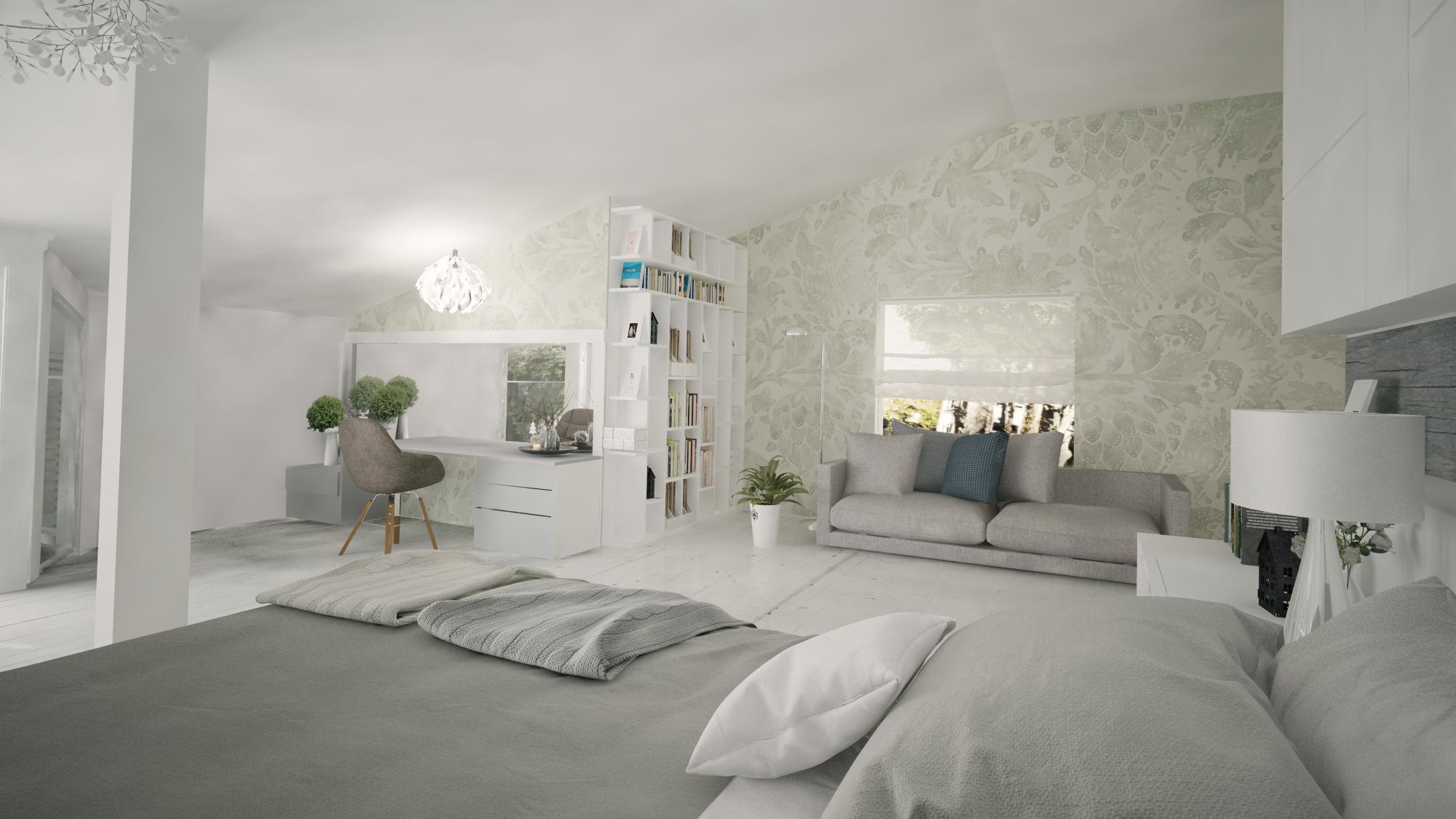 amenajare_mansarda_dormitor 5
