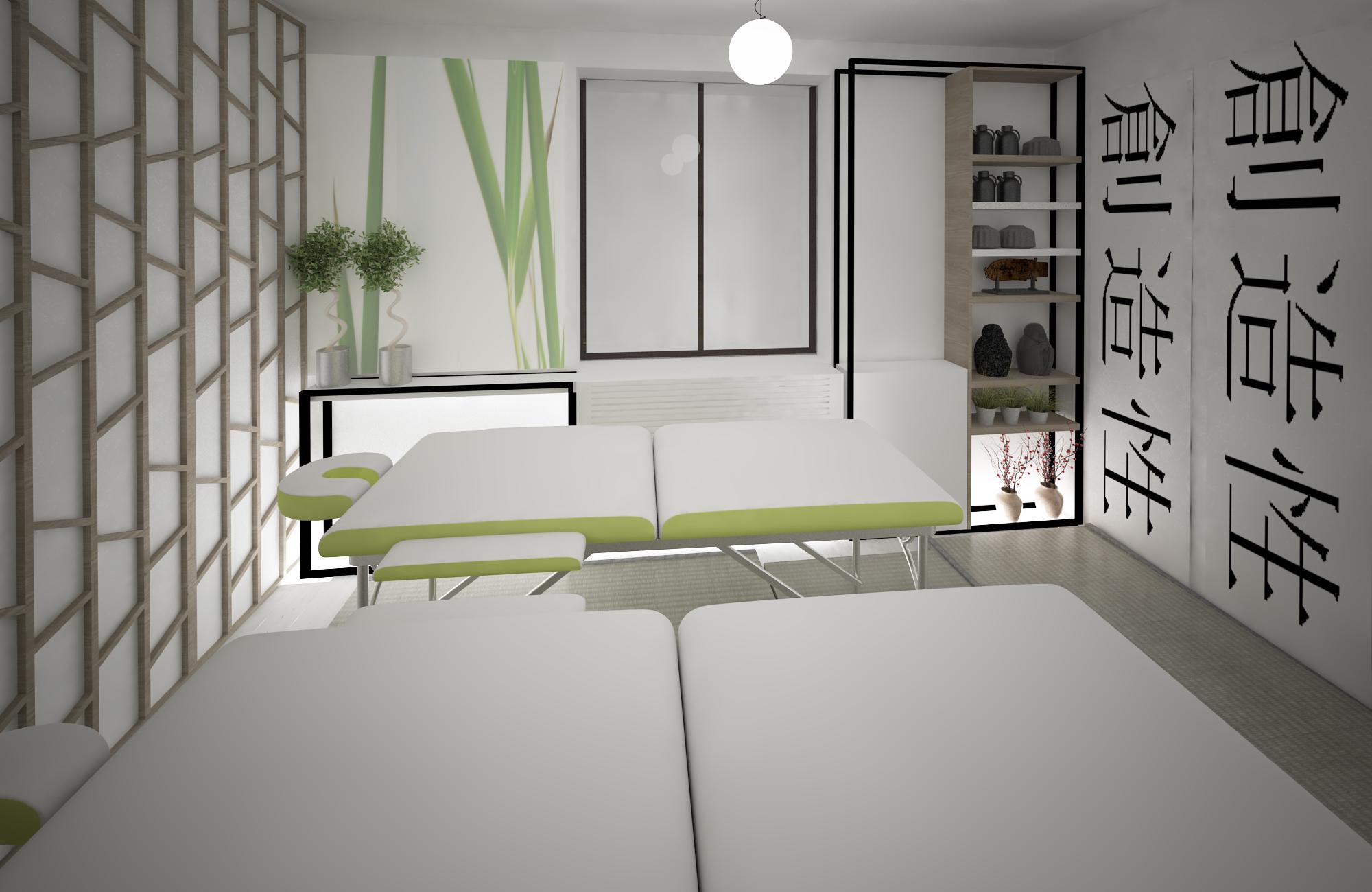 Salon Cosmetica Jpa Reflex Architecture
