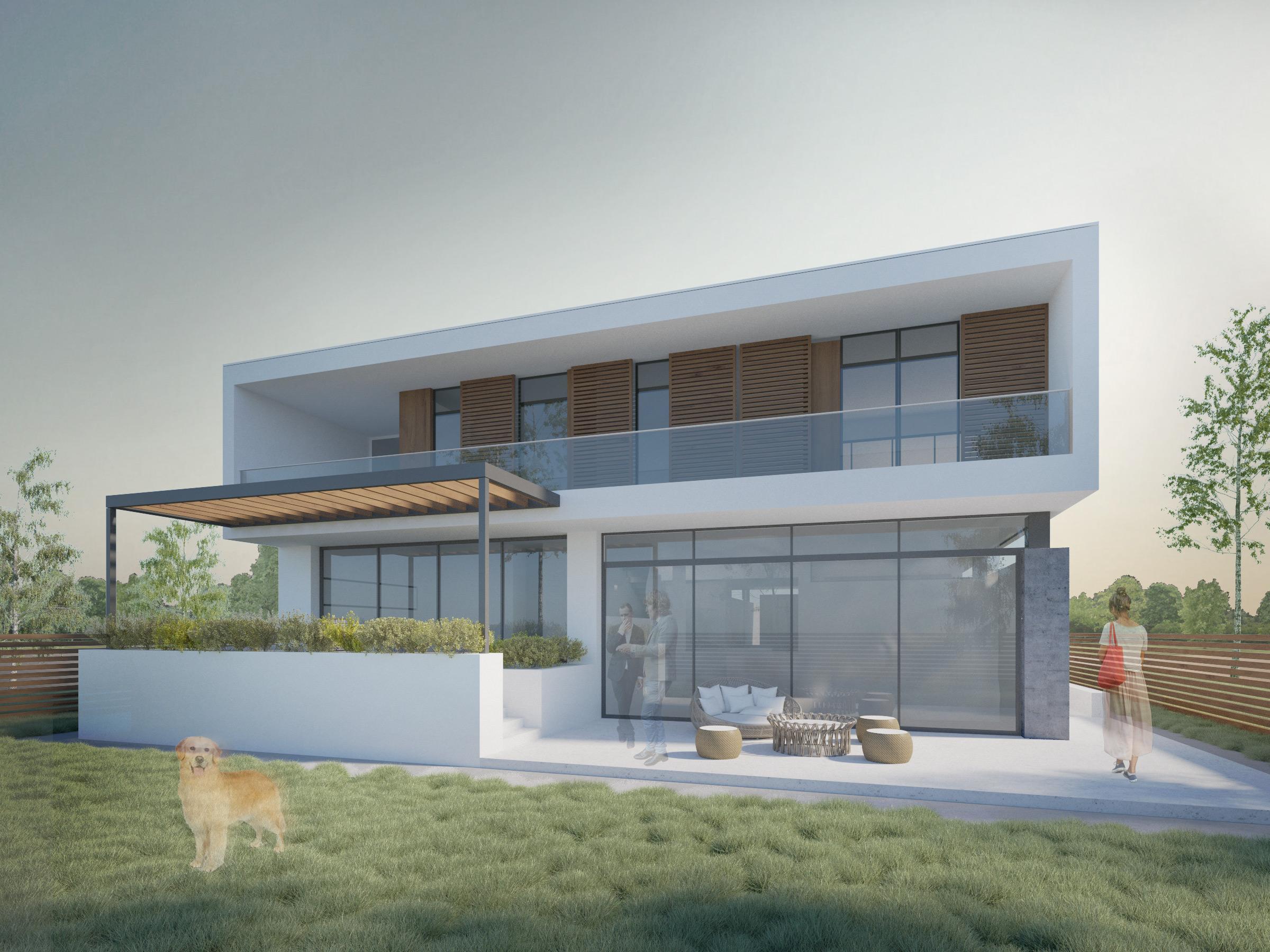 casa moderna RF 02
