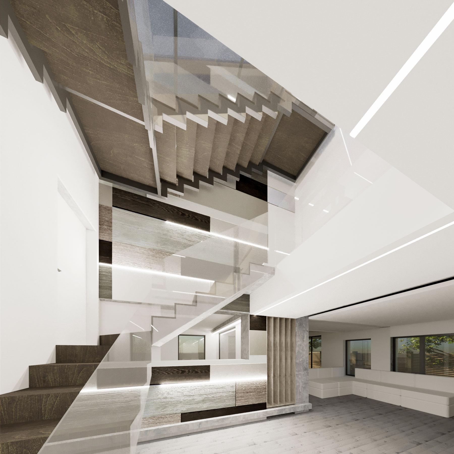 Modificare casa existenta sisesti reflex architecture for Modificare casa