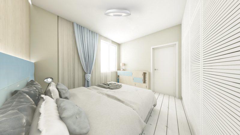 amenajare interioara apartament Navodari