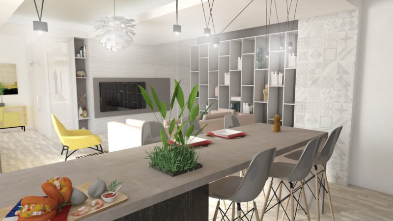 DESIGN INTERIOR GT PIPERA-Bucatarie-02