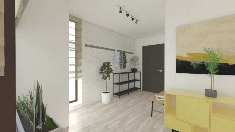 DESIGN INTERIOR GT PIPERA-Hol-Intrare