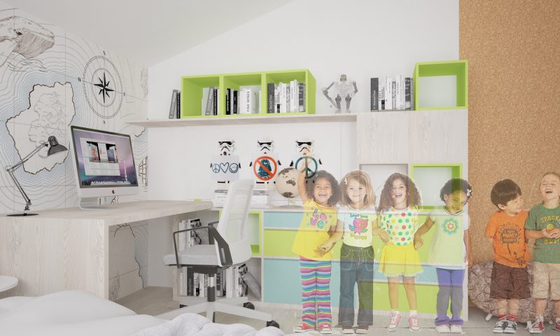 DESIGN INTERIOR FOR KIDS