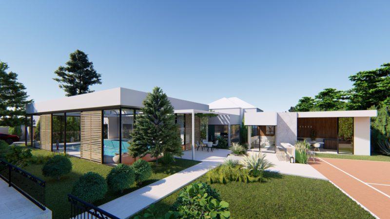SPA V REFLEX ARCHITECTURE 1