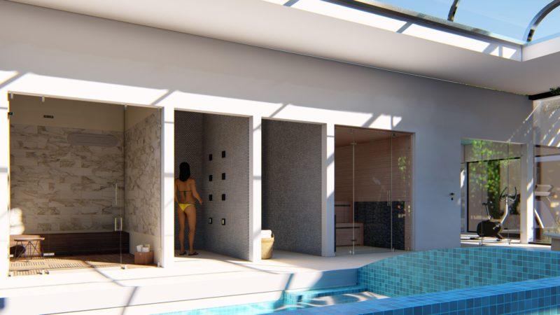 SPA V REFLEX ARCHITECTURE 11