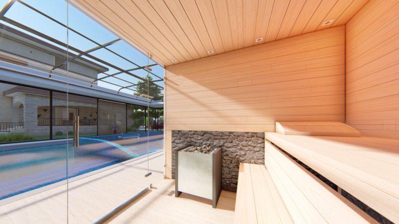 SPA V REFLEX ARCHITECTURE 15