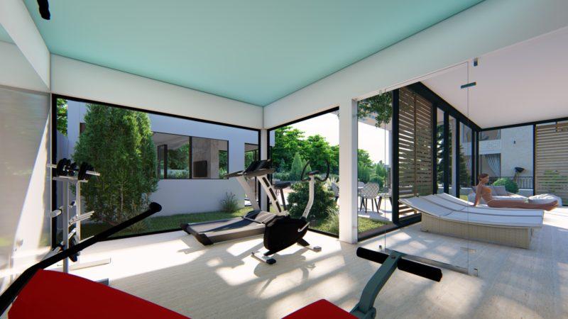 SPA V REFLEX ARCHITECTURE 16