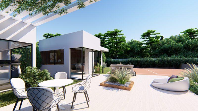 SPA V REFLEX ARCHITECTURE 4