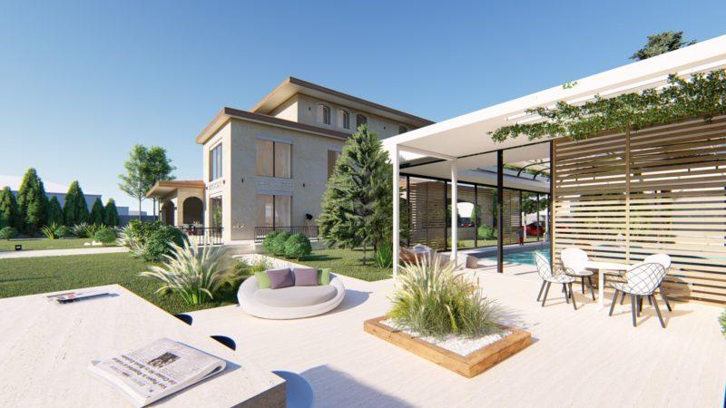 SPA V REFLEX ARCHITECTURE 5
