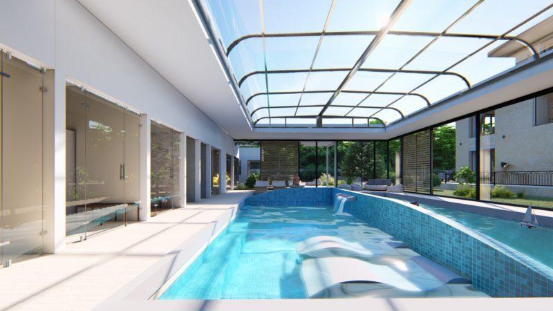 SPA V REFLEX ARCHITECTURE 7