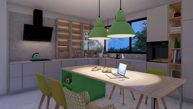 3 design interior casa LV living bucatarie_Photo – 24