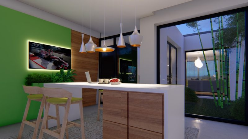 3 parter casa LV interior living bucatarie_Photo – 30