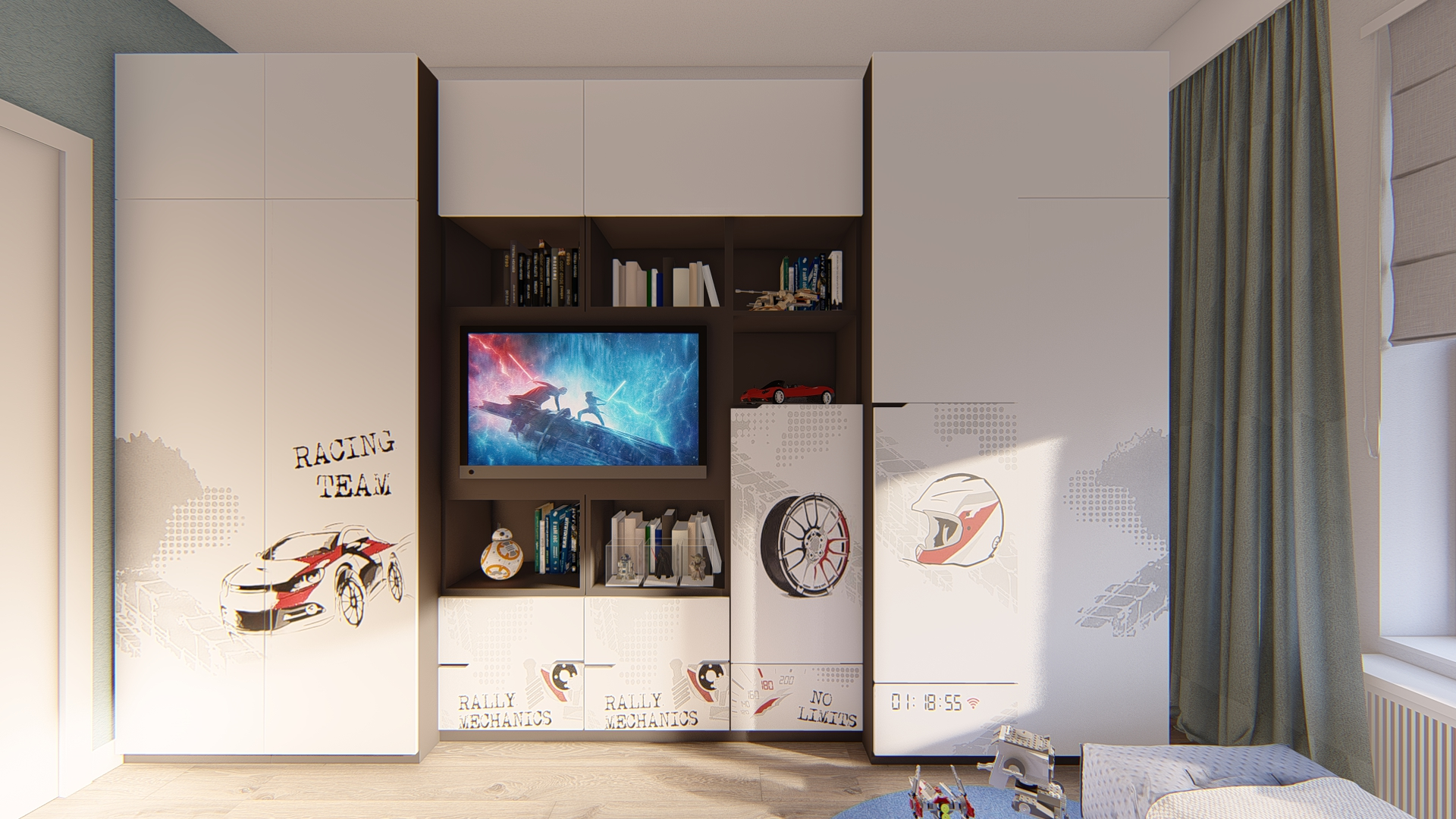 Design interior AMA_11_25 – Photo