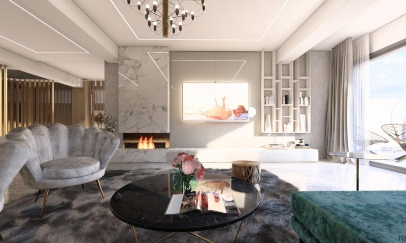 INTERIOR DESIGN HOUSE CG