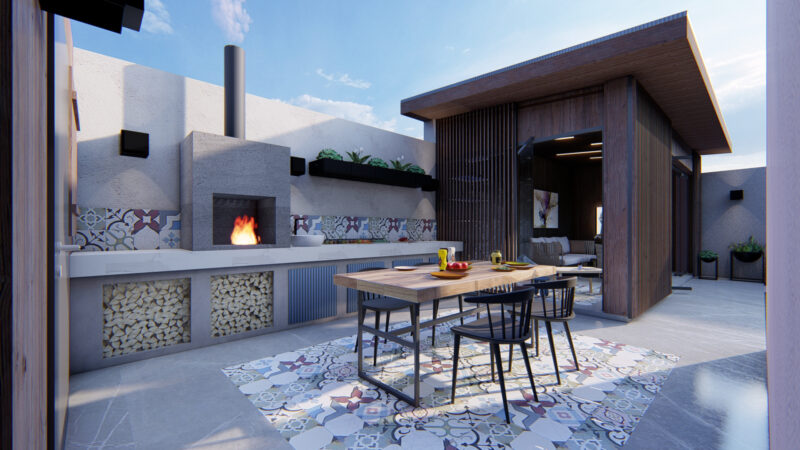 OUTDOOR KITCHEN 007