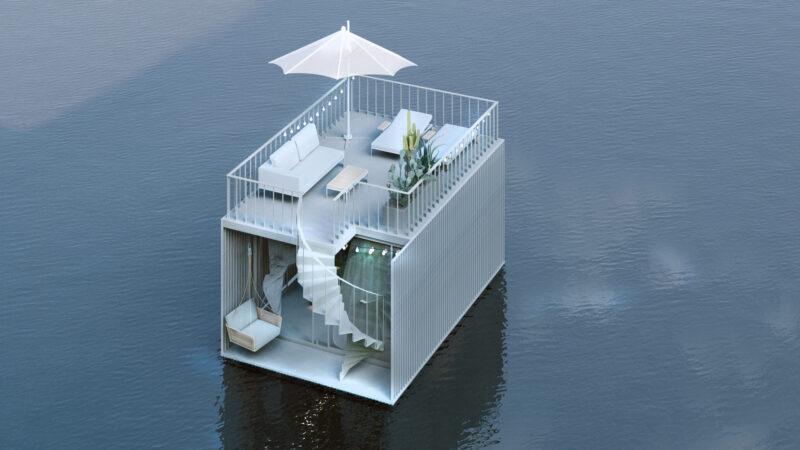 FLOATING HOTEL (4)